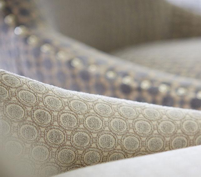Paley Fine Woven Upholstery Fabric Effabrics