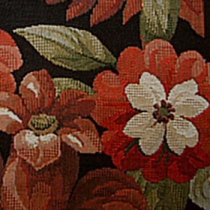 Gobelin Floral Gavotte